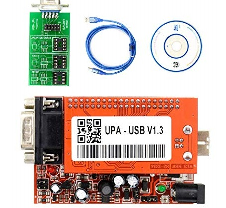 Upa-USB full kit