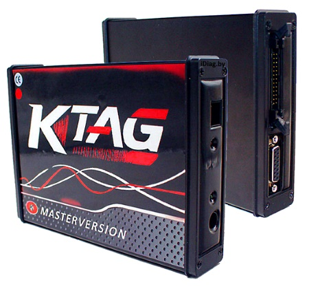 K-Tag Master 7.020 RED